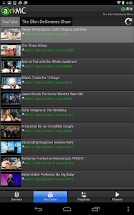 ArkMC UPNP Media Center - screenshot thumbnail