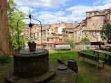 Старые кварталы Сиены