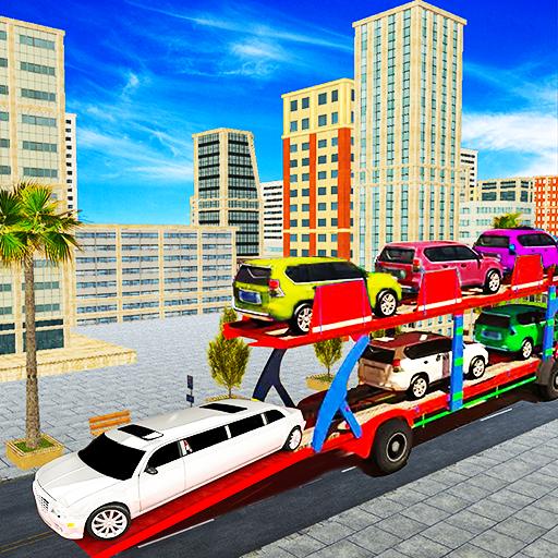 Car Parking Trailer Car Transport file APK for Gaming PC/PS3/PS4 Smart TV