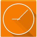 Marshmallow Analog Clock 6.0 icon