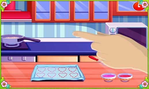 Jeux de cuisine jeu de fille android apps on google play - Jeux de cuisine kitchen scramble ...