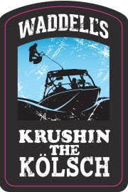 Logo of Waddells Krushin The Kolsch