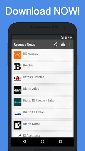 News Uruguay  screenshots 1