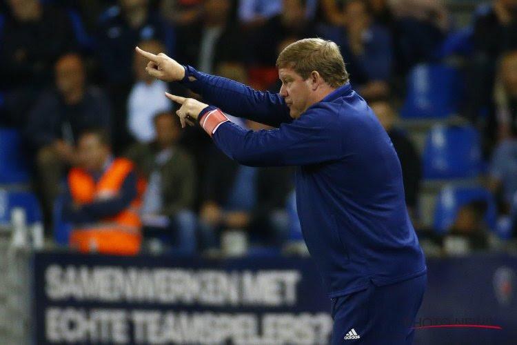 """Vanhaezebrouck mist drie spelers: """"Maar ik ga niet roteren, ik wil absoluut winnen"""""""