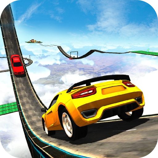Extreme Impossible Track Car Stunt Drive Simulator