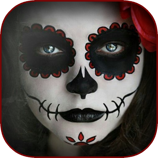 Halloween Makeup Face 娛樂 App LOGO-硬是要APP