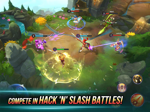 Dungeon Hunter Champions: Epic Online Action RPG 1.8.17 Screenshots 13