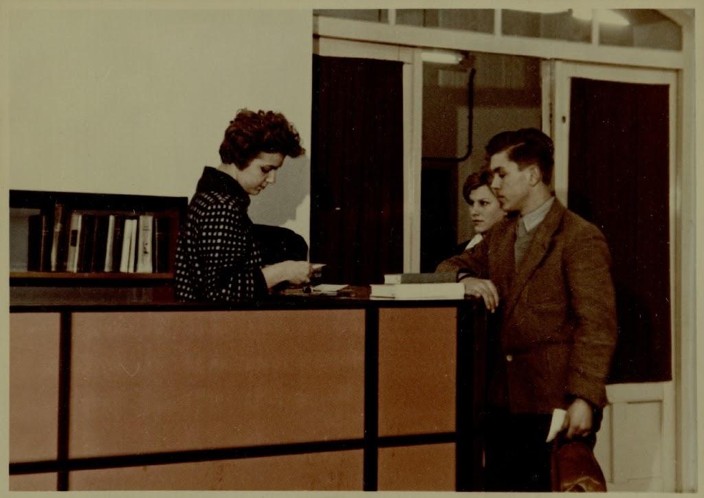 Verseghy Könyvtár 1963
