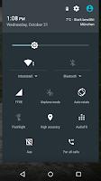 Screenshot of SIP Switch Widget