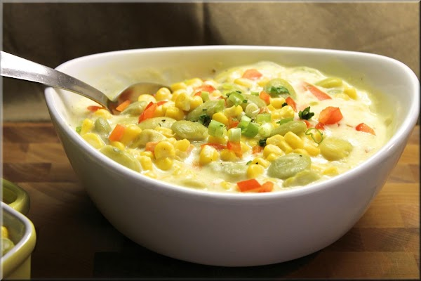 Succotash In A Flash Recipe