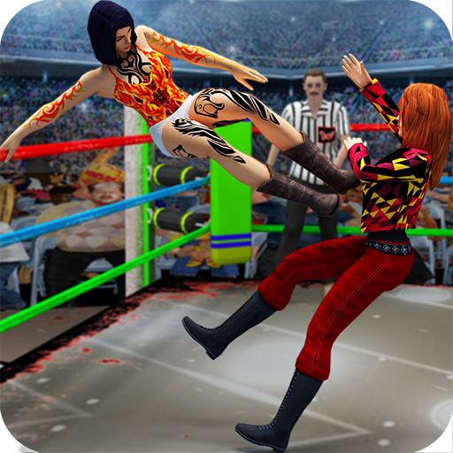Women Wrestling Revolution PRO (game)