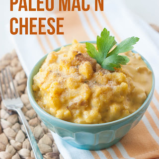 Paleo Mac and Cheese