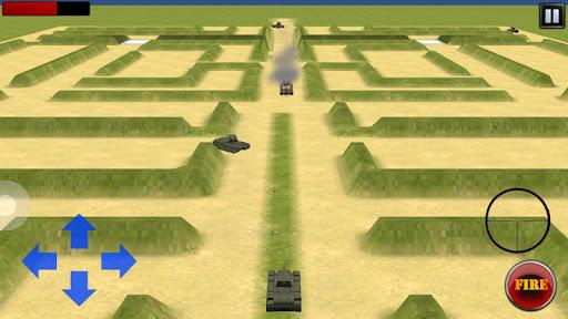 タンク迷路3D