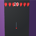 Balloon popper icon