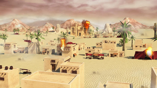 Alien Shooter Game 3D