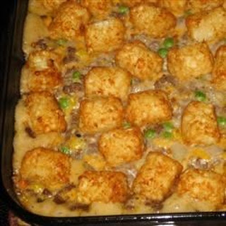 Casserole With Tater Tots And Ground Beef Recipes