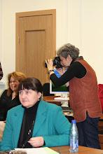 Photo: Людмила Гонцова на переднем плане, Галина Культиасова - с фотоаппаратом, на заднем плане - Ирина Ананьева