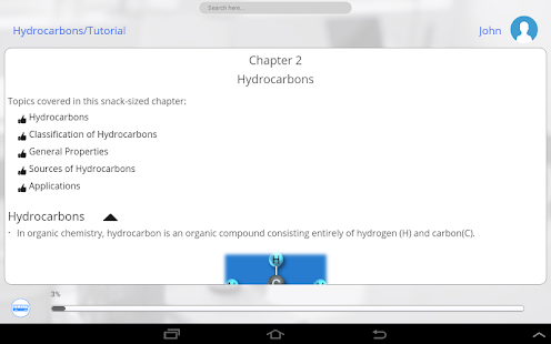 Learn Organic Chemistry- screenshot thumbnail