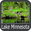 Minnesota Lakes gps navigator icon