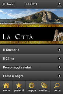 iCicero Terracina- screenshot thumbnail