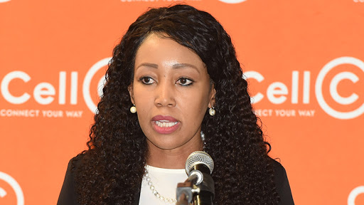 Juliet Mhango, Cell C chief human capital and transformation officer.