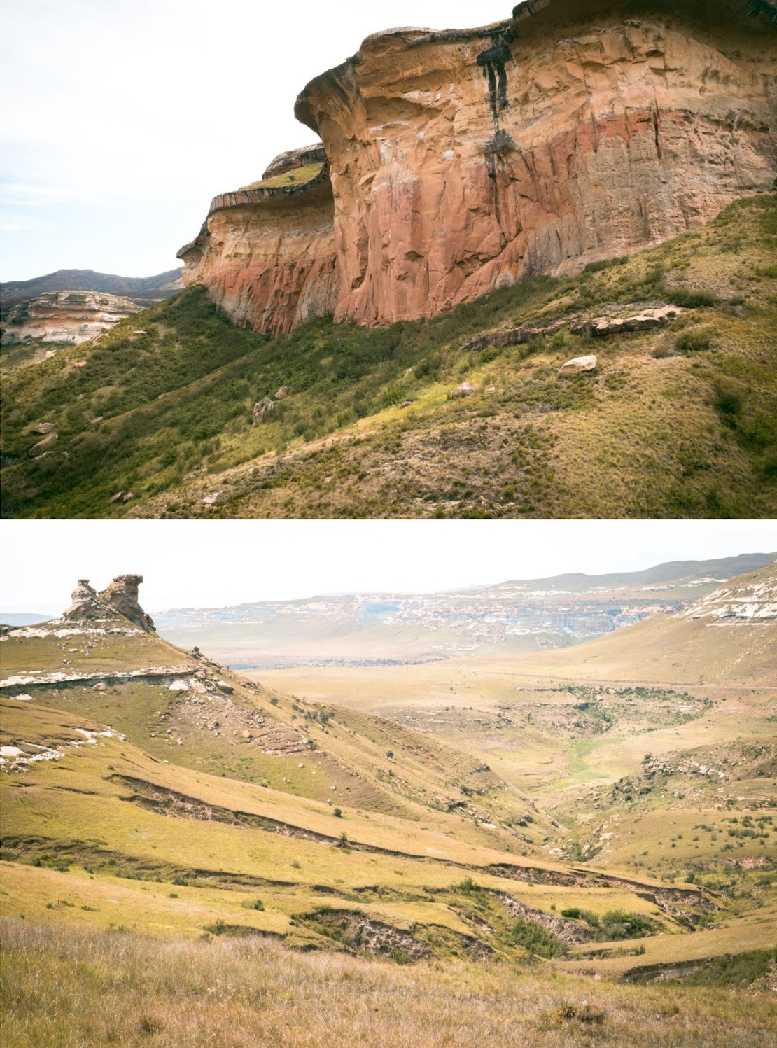 Golden Gate Highlands National Park, South Africa