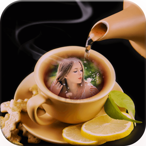 攝影App|Coffee Cup Photo Frames LOGO-3C達人阿輝的APP