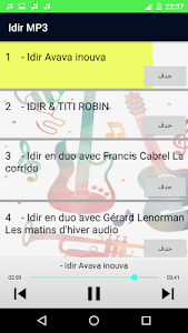 GRATUITEMENT IDIR VAVA INOUVA MP3 TÉLÉCHARGER MUSIC