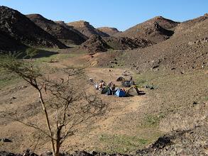 Photo: Лагерь в same place in the desert