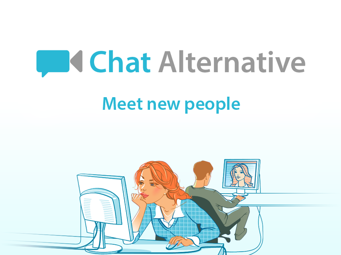 Chat Alternative — android app- screenshot
