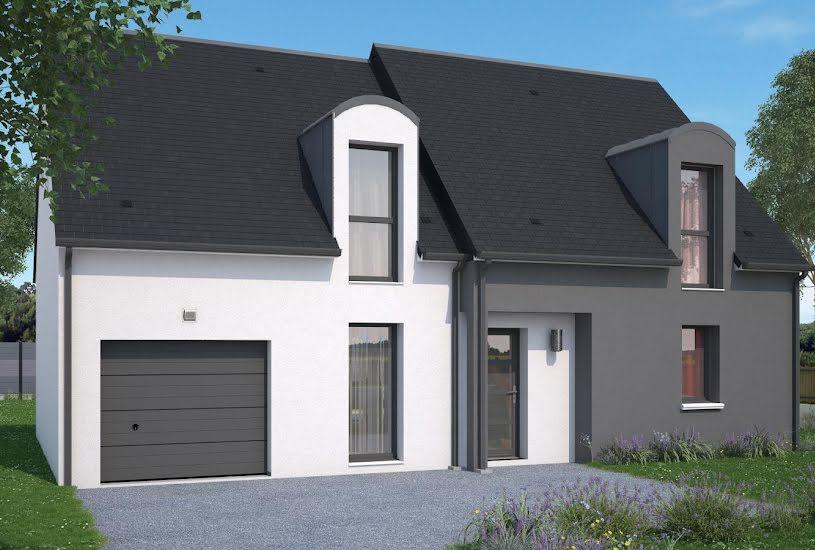 Vente Terrain + Maison - Terrain : 1600m² - Maison : 110m² à Changé (72560)
