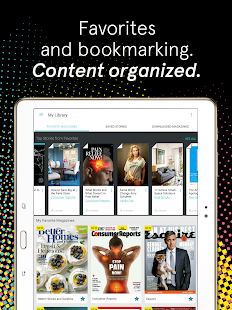 Texture – Digital Magazines Screenshot 12