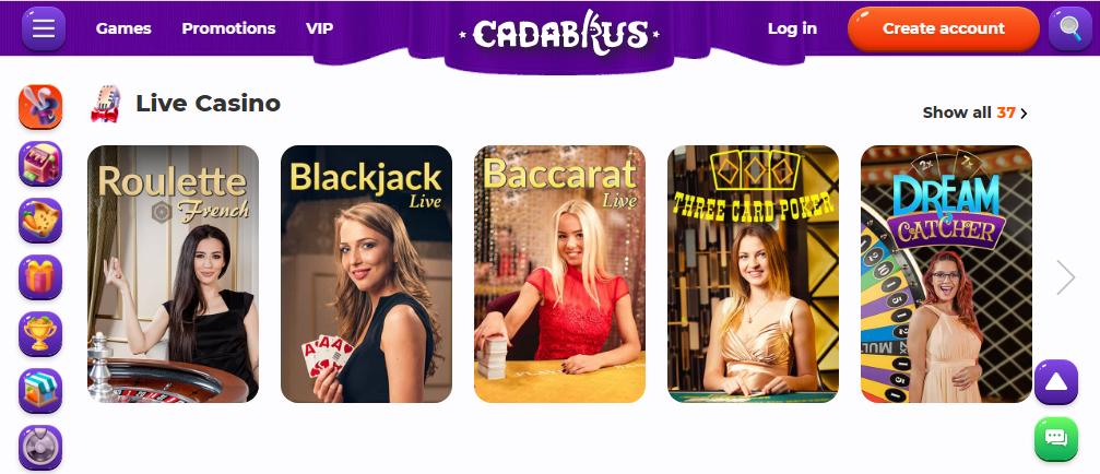 cadabrus-live-casino
