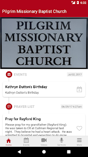 Pilgrim Baptist Church - náhled