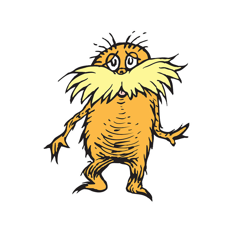 Logo of Outbreak The Lorax