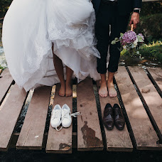 Wedding photographer Serezha Gricunik (mistero1gallery). Photo of 13.10.2017