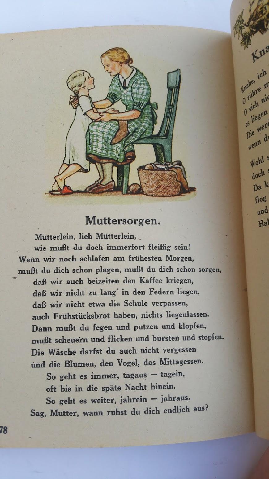 Fibel für die deutsche Jugend - 1940