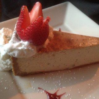 Banana Fosters Cheesecake.