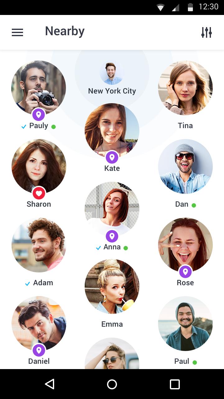 Badoo - Meet New People screenshot #2