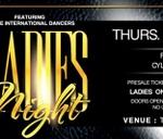 Tilt Presents Ladies Night Ft Pulse Dancers : TILT Resto Bar