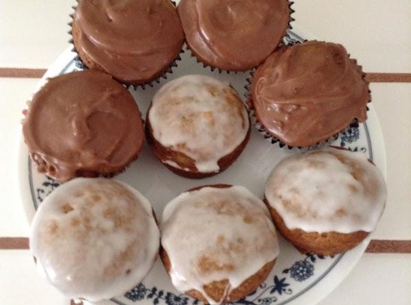 Applesauce Banana Muffins Recipe