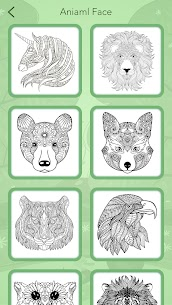 Animal Coloring Book 7