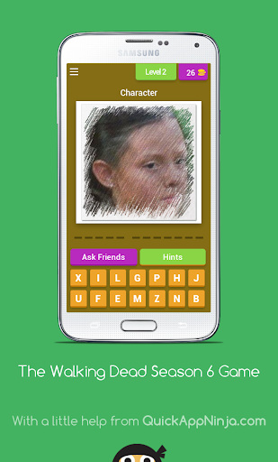 The Walking Dead Season 6 Game. Characters. Quiz.  screenshots EasyGameCheats.pro 3