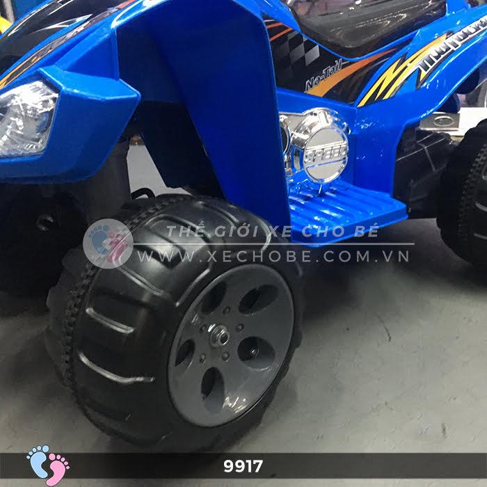 Xe moto điện trẻ em 9917 13