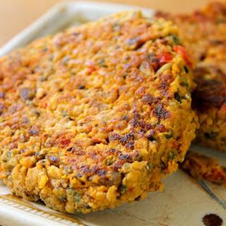 Chickpea Quinoa Veggie Burgers