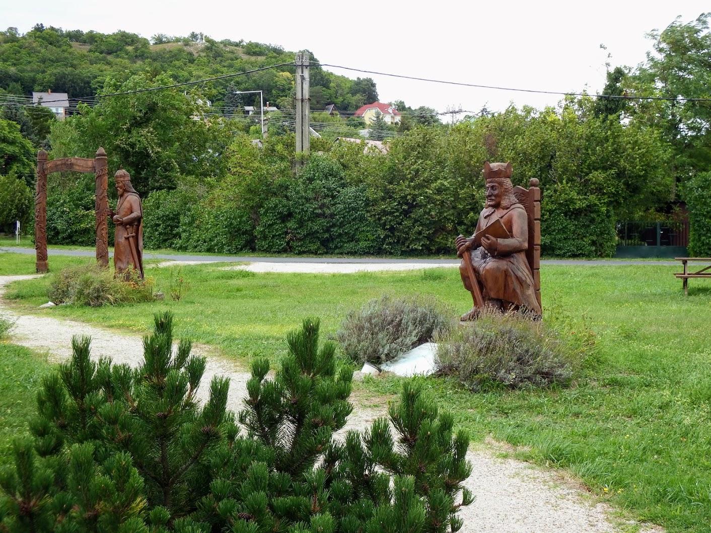 Gyenesdiás - Történelmi emlékpark