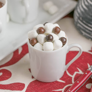 Italian Hot Chocolate or Cioccolata Calda