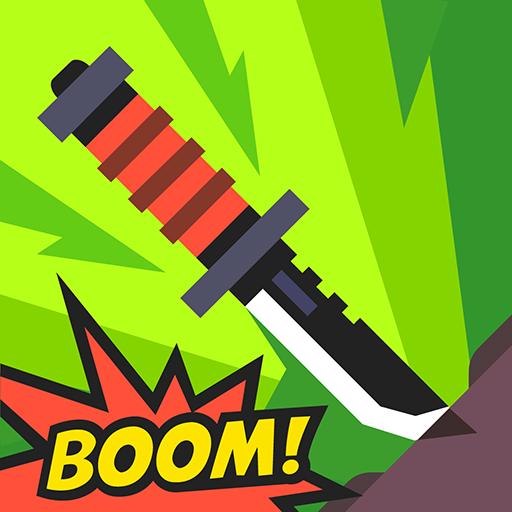 Flippy Knife Icon