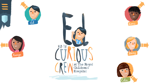 Ed and the Curious Crew