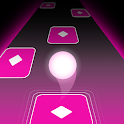Dancing HOP: Tiles Ball EDM Rush icon